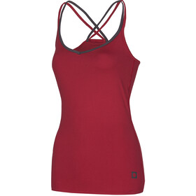 Ocun Corona Top Damen persian red